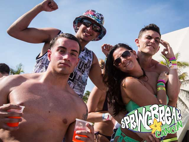 Cancun Spring Break Packages