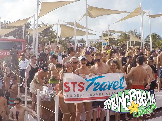 Spring Break Cancun Packages