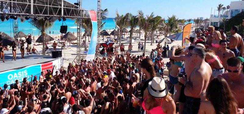 Best Parties of Spring Break 2017